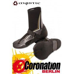 Mystic Boot 5mm Neoprenschuhe Black