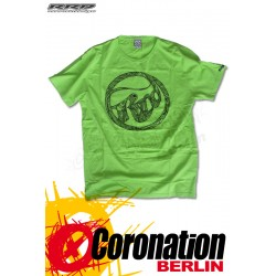 RRD T-Shirt Royal Tattoo - Bright Green