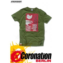 RRD T-Shirt Festival - Olive