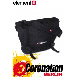 Element Mohave Laptop Umhängetasche Messenger Bag Black