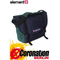Element Mohave Laptop Umhängetasche Messenger Bag Total Eclipse