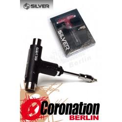 Silver Skatetool Werkzeug - Schwarz