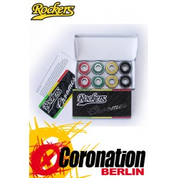 Rockers Bearings Chromes Kugellager Rasta