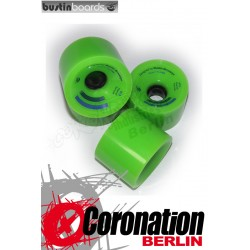 Bustin Rollen Premier Formula 70mm 82a Wheels - Green