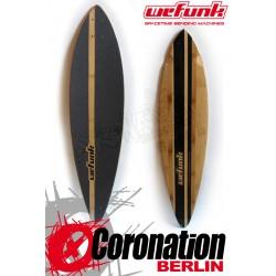WeFunk PIN Pintail Deck 96,5cm Bamboo - noir