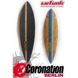 WeFunk PIN Pintail Deck 96,5cm Bamboo - Blau