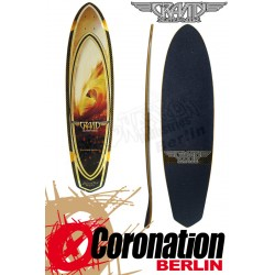"Gravity Diamond Tail 37"" Longboard Deck"