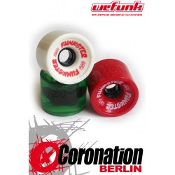 Wefunk roulettes Funkster 69s roues 69mm 83a