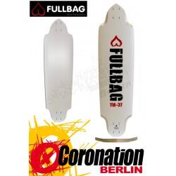 "Fullbag TM 37 37"" Longboard Deck"