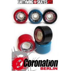 Earthwing roues Floaters roulettes 70mm