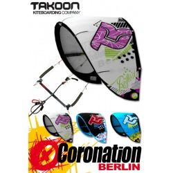 Takoon Reflex Kite 9qm with bar