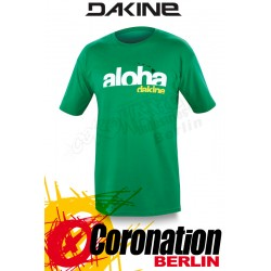 Dakine Aloha T-Shirt Kelly Green