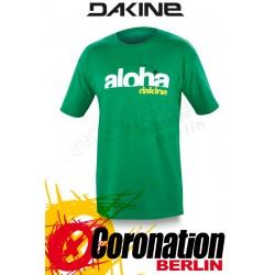 Dakine Aloha T-Shirt Kelly vert