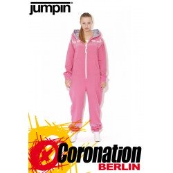 Jumpin Original Overall sweat Jogginganzug Norwegian Bear Pink