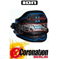 ION Madtrixx Kite Hüft Trapez Blue/Black Waist Harness