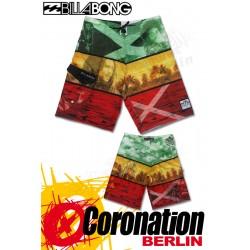 Billabong Boardshorts Bob Marley Multi