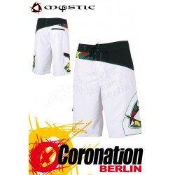 Mystic Boardshort Reaver Bright White