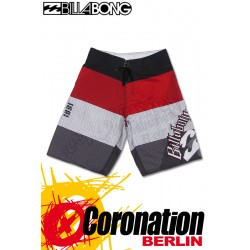 Billabong Boardshort Blokka Badeshorts Red
