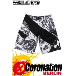 Billabong Boardshort Xpression Rampage Badeshorts White