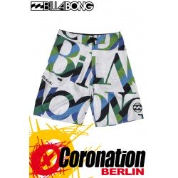 Billabong Boardshort Paradigm Badeshorts White