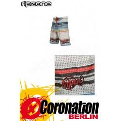 Ripzone Boardshorts Graphic Series Block Stripe