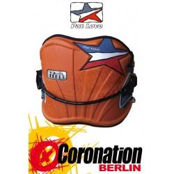 Pat Love TFM contour Trapez Kite Waist Harness Orange