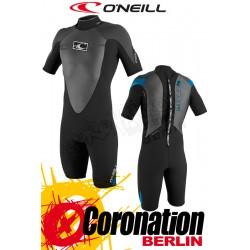 O'Neill Hammer Shorty S/S Spring 2/1 neopren suit Brtblu