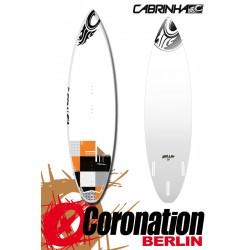 Cabrinha Skillit Wave-Kiteboard Surfboard 2012