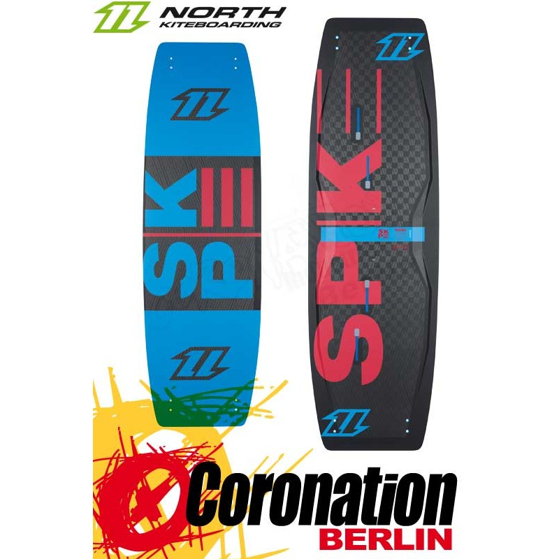North Spike Textreme 2016 High Performance Freeride Lightwind