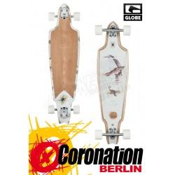 Globe Prowler Design Dark Maple/Outback complète Longboard