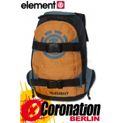 Element Mohave Skate Rucksack Schul & Street Backpack Mohave Small - Mandarine