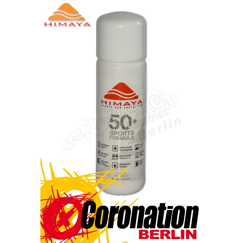 Himaya Sun Protection Sports Formula Sonnencreme 175ml SPF 50
