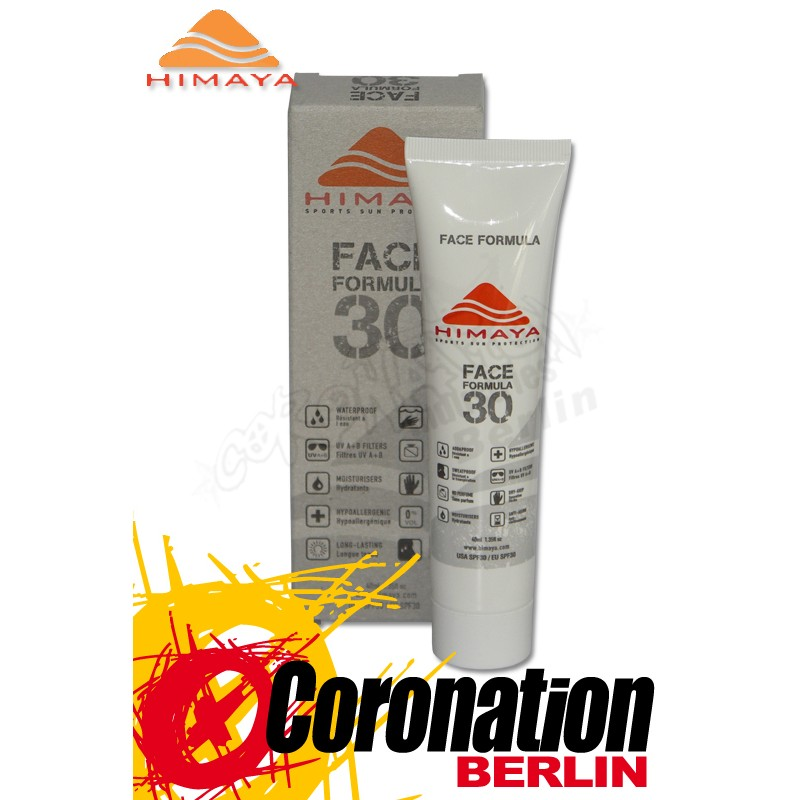 Himaya Sun Protection Face Formula Sonnencreme 40ml SPF 30