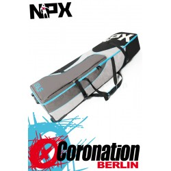 NPX Golf Bag Kite-Boardbag 155 cm mit Rollen