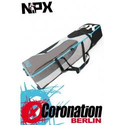 NPX Golf Bag Kite-Boardbag 155 cm mit Rollen