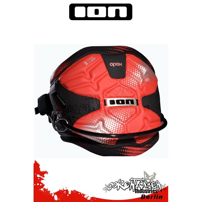 ION Apex Waist Harness Hüfttrapez Red