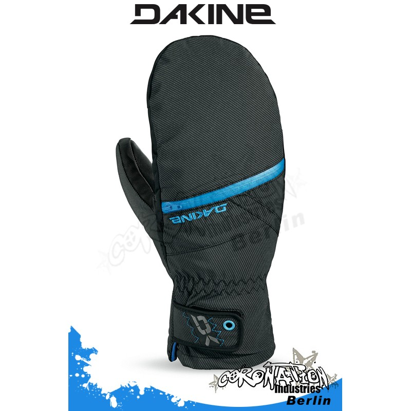 Dakine Element Mitt Fausthandschuh Black Stripes