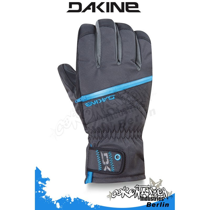 Dakine Element Glove Winter-Snowboardhandschuh Black Stripes