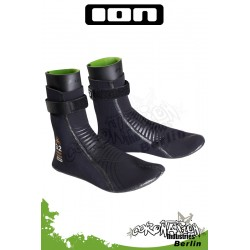 ION Ballistic Socks 3/2 2012 Kite-chaussons Neoprenchaussons
