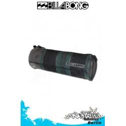 Billabong Pencil Case Federmappe Stifte Etui Federtasche Green