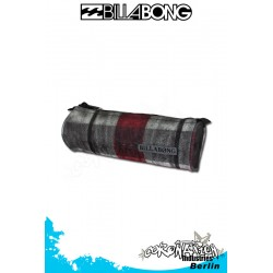 Billabong Pencil Case Federmappe Stifte Etui Federtasche Red