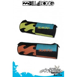 Billabong Pencil Case Federmappe Stifte Etui Federtasche Neo Orange