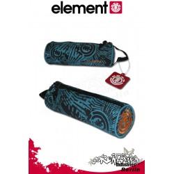 Element Lithium Pencil Case Federtasche Federmappe Pacific Schlamperrolle