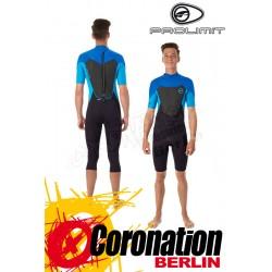 Prolimit Fusion Shorty 2/2 Blue combinaison neoprène