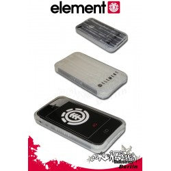 Element Phyto 4G Case iPhone 4 Silikon Handy Cover Skin White