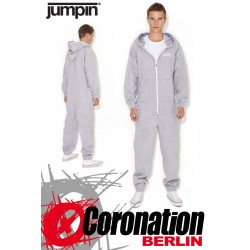 Jumpin Original Overall sweat Jogginganzug Grey Melange