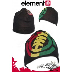 Element Tree Stand Beanie Mütze Rasta