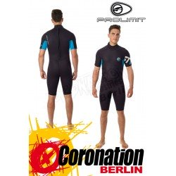 Prolimit Style Shorty BLK/Bl neopren suit