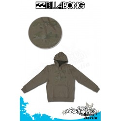 Billabong Icon ZH Hoodie Cement