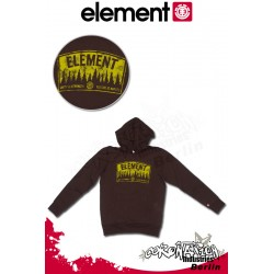 Element Vapid Ho Hoodie Mud